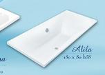 Akrilna 180x80 ALILA
