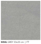 SOUL Grey 33x33