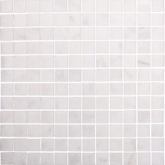 KAMEN 103 White mozaik 30x30