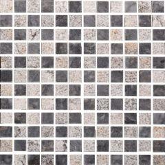 KAMEN 108 Texture mozaik 30x30