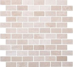KAMEN 110 Creme Brick mozaik 30x30