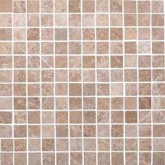 KAMEN 112 Emperador mozaik 30x30