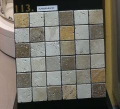 KAMEN 113 Mix Antico mozaik 30x30