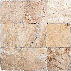 KAMEN 119 Giallo Antico mozaik 10x10