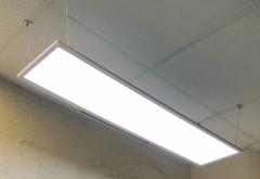 LED panel 120x30 cm 45W
