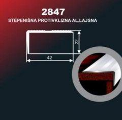 ALU lajsna stepenišna 2847