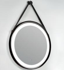 Ogledalo H-001 sa osvetljenjem i kožnim kaišem