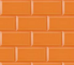 BISELADO Naranja 10x20