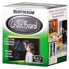 Boja za školske table CHALK BOARD 750ml CRNA MAT