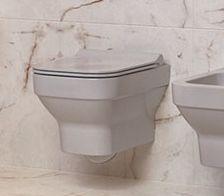 SERAMIKSAN Bold RIM-OUT konzolna WC šolja