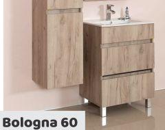 Ormarić sa lavaboom BOLOGNA 60 cm