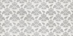 CEMENT dekor Damask Light Gray 25x50
