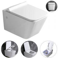 DIAMOND konzolna WC šolja RIMFREE