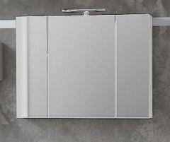Ogledalo-ormarić EURI WHITE 100cm LED
