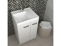Ormarić EURI WHITE 50cm donji sa lavaboom