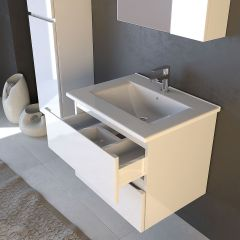 Ormarić EURI F WHITE 60cm donji sa lavaboom