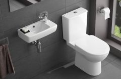 GEBERIT Selnova Square WC monoblok komplet