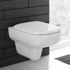 GEBERIT Smyle RIM-FREE WC šolja konzolna + daska