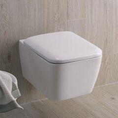 GEBERIT iCON RIM-FREE WC šolja konzolna + daska