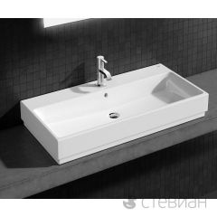 GROHE CUBE lavabo 80 cm