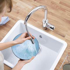 CONCETTO za sudoperu lučna/tuš