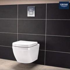 GROHE Euro WC šolja viseća COMPACT RIM-FREE