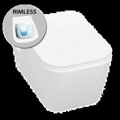 HALLEY WC šolja konzolna RIMLESS