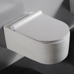 HAVANA konzolna WC šolja RIM-FREE