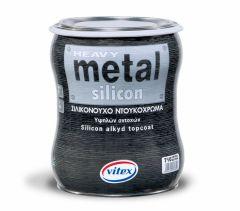 Efekt lak HEAVY METAL SILVER 740 0,75 lit