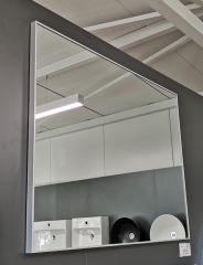 Ogledalo CONCEPT silver ram
