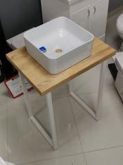 Lavabo CREA 35 cm + JASEN 60