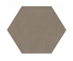 HEXAGON Taupe 17,5x20