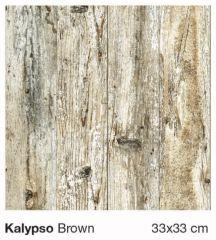 KALYPSO Brown 33x33