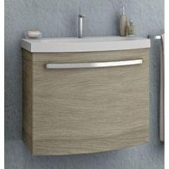 KOLPA Adele ormarić sa lavaboom HRAST 70 cm