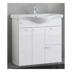 KOLPA Fiona ormarić + lavabo 80 cm
