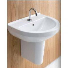 Vitra S50 lavabo ovalni 55 cm