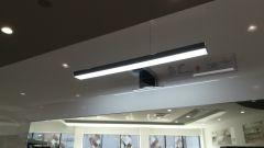LED lampa za kupatilske ormariće