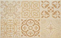 MADERA dekor Beige 25x40