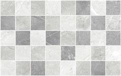 MARMO Grey Mosaic 25x40