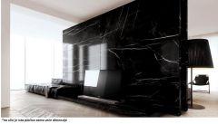 Minotti polirani granit Black Stone 60x60