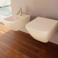 LIFE konzolna WC šolja sa higijenskim ispiračem