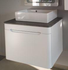 Ormarić NOBILE beli 700 BX donji sa lavaboom