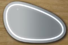 Ogledalo H-226 45x80 cm sa osvetljenjem