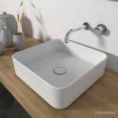 SMASH lavabo 40x40