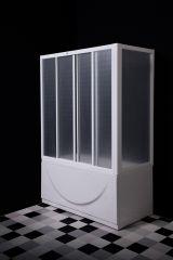 Paravan 140x70 cm za kadu PVC