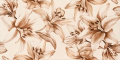 PORTO Noce Flower 25x50