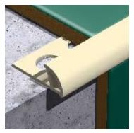 PVC lajsna ugaona 10 mm