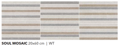 SOUL dekor Mosaic 20x60