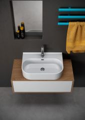 SYNTHESIS lavabo 60 cm