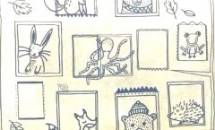 THALIA dekor Drawing 25x40